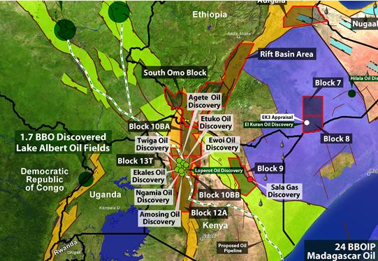 Ethiopia Rift Basin Block