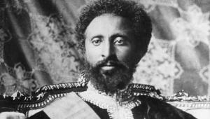 H.I.M Emperor Haile Selassie I